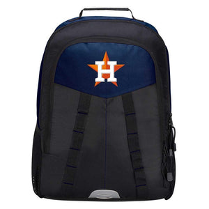 "Houston Astros Backpack - ""Scorcher"" Sports Backpack"