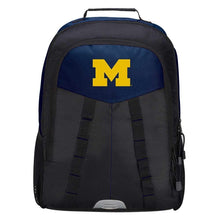 "Load image into Gallery viewer, Michigan Wolverines Backpack - ""Scorcher"" Sports Backpack"