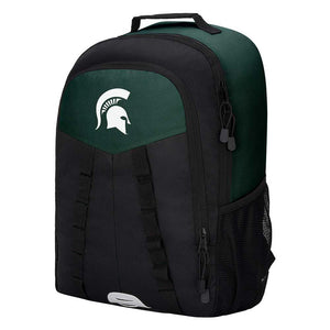 "Michigan State Spartans Backpack - ""Scorcher"" Sports Backpack"