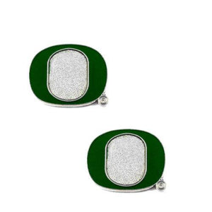 Oregon Ducks earrings - post stud earrings