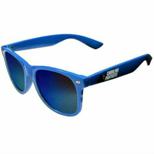 Carolina Panthers Sunglasses -  Team Mirrored Sunglasses