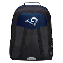 "Load image into Gallery viewer, Los Angeles Rams Backpack - ""Scorcher"" Sports Backpack"