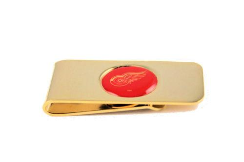 Detroit Red Wings money clip - executive pinch