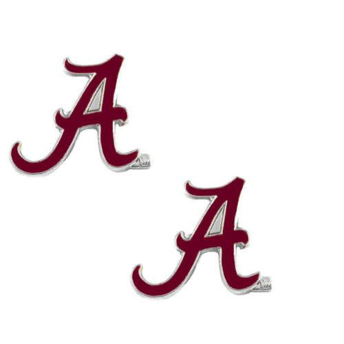 Alabama Crimson Tide earrings - post stud earrings