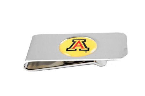Arizona Wildcats money clip - executive pinch