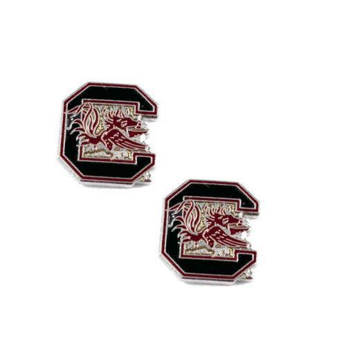South Carolina Gamecocks earrings - post stud earrings