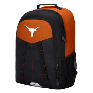 "Texas Longhorns Backpack - ""Scorcher"" Sports Backpack"
