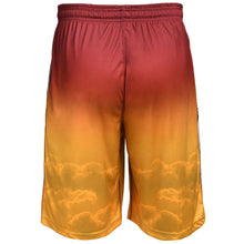 Load image into Gallery viewer, Washington Redskins Shorts - Gradient Big Logo Training Shorts