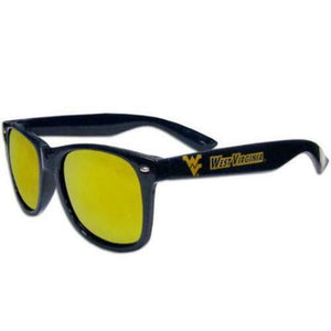West Virginia Mountaineers Sunglasses - Team Mirrored Sunglasses