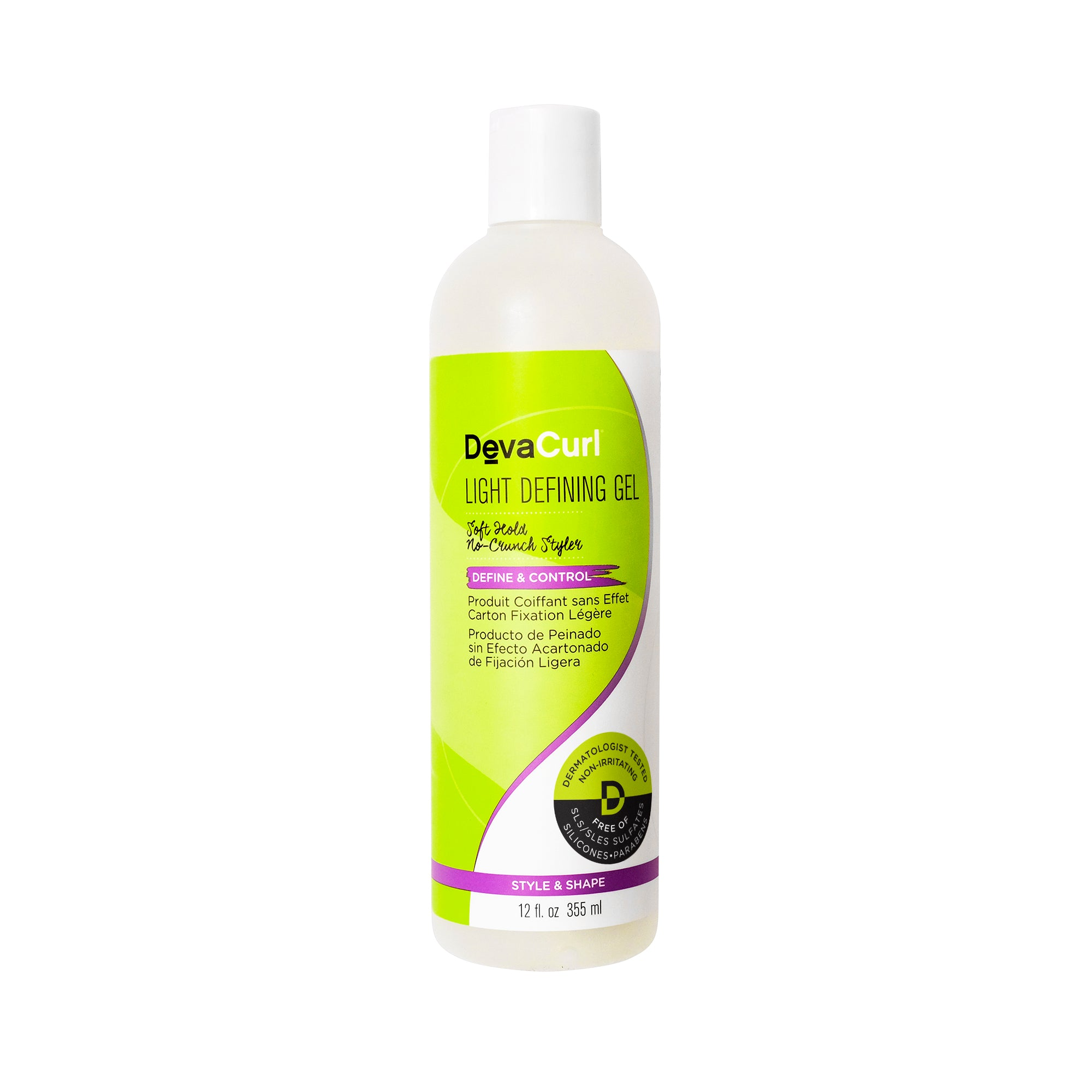 DevaCurl light defining gel 32 oz