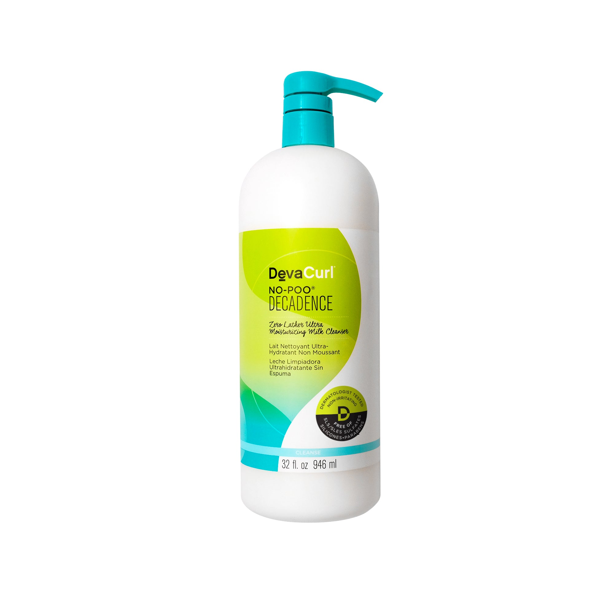 DevaCurl no poo cleanse decadence 32 oz