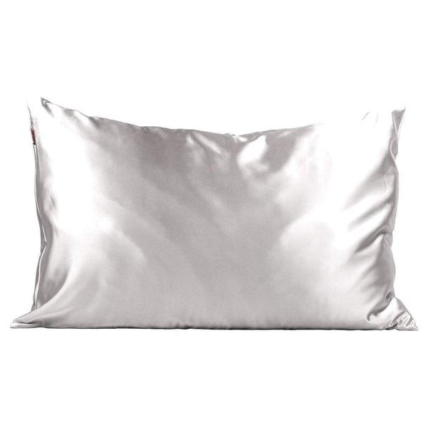 KITSCH Satin Pillowcase - Silver