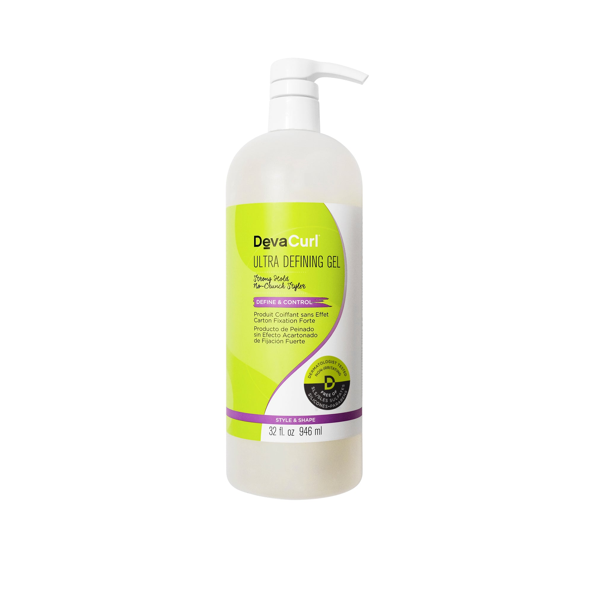 DevaCurl ultra defining gel 32 oz