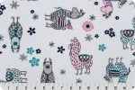 Cuddle Prints 1/2 YD
