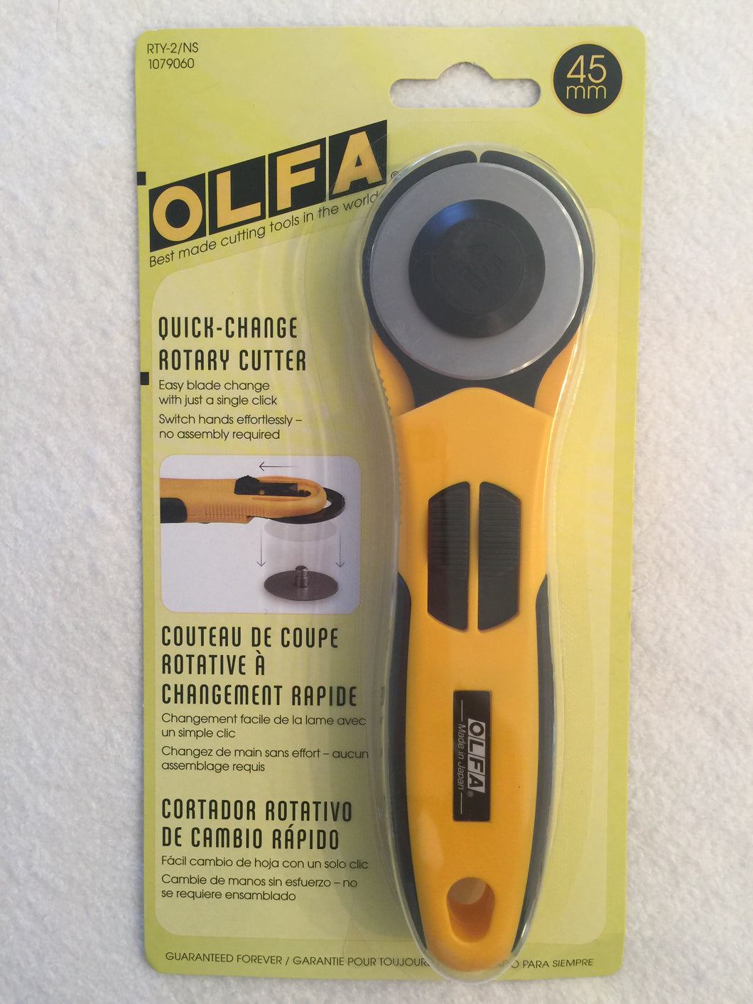 Olfa Quick Change Rotary Cutter