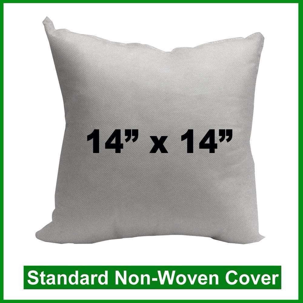 Cushion Forms : size 14x14,