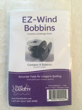 Load image into Gallery viewer, EZ-Wind Bobbins slotted M) class 8 pk