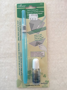 Fabric Folding Pen -Clover