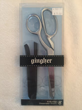 Load image into Gallery viewer, Gingher Knife-edge Dressmaker Shears