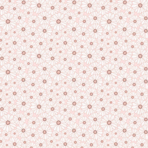 Daisy Mae - Country Life Navy 1/2 yd