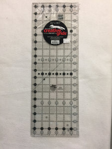 Creative Grids Ruler 6-1/2 x 18-1/2in
