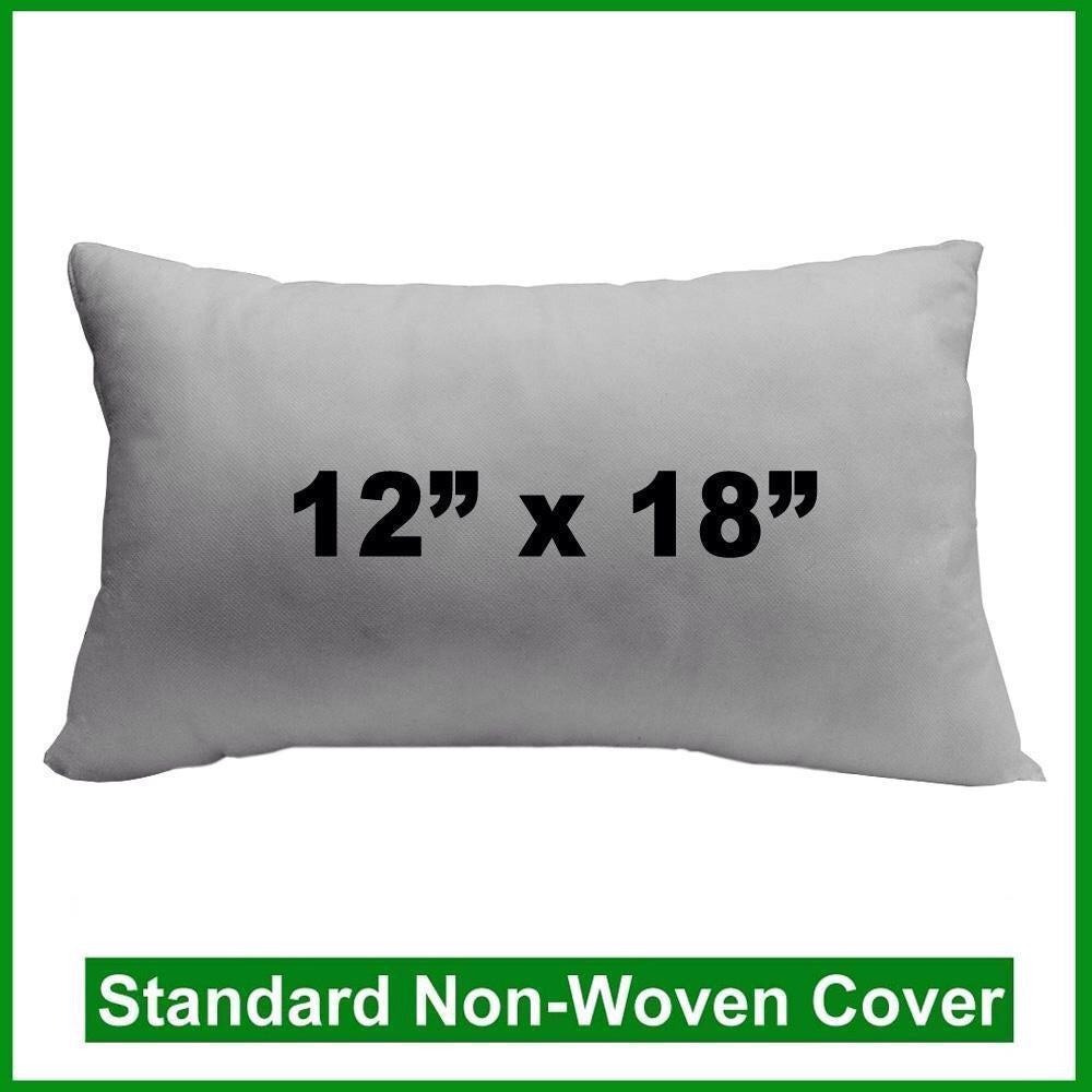 Cushion Forms : size 12x18.