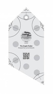 Angle Finder Quilt Ruler and Binding Tool