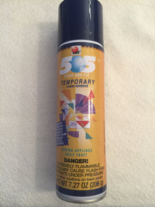 505 Temporary Adhesive Spray -regular size can