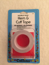Load image into Gallery viewer, Hem and Cuff Tape
