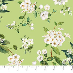 Bouquet - 1/2 YD