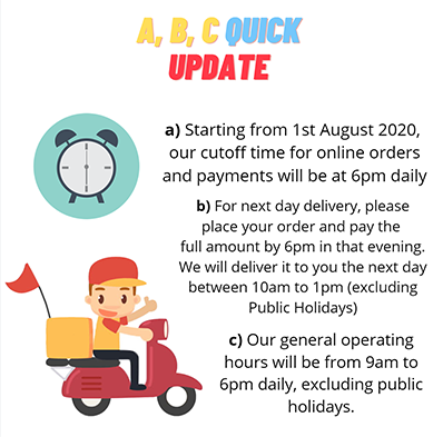 ABC Quick Update