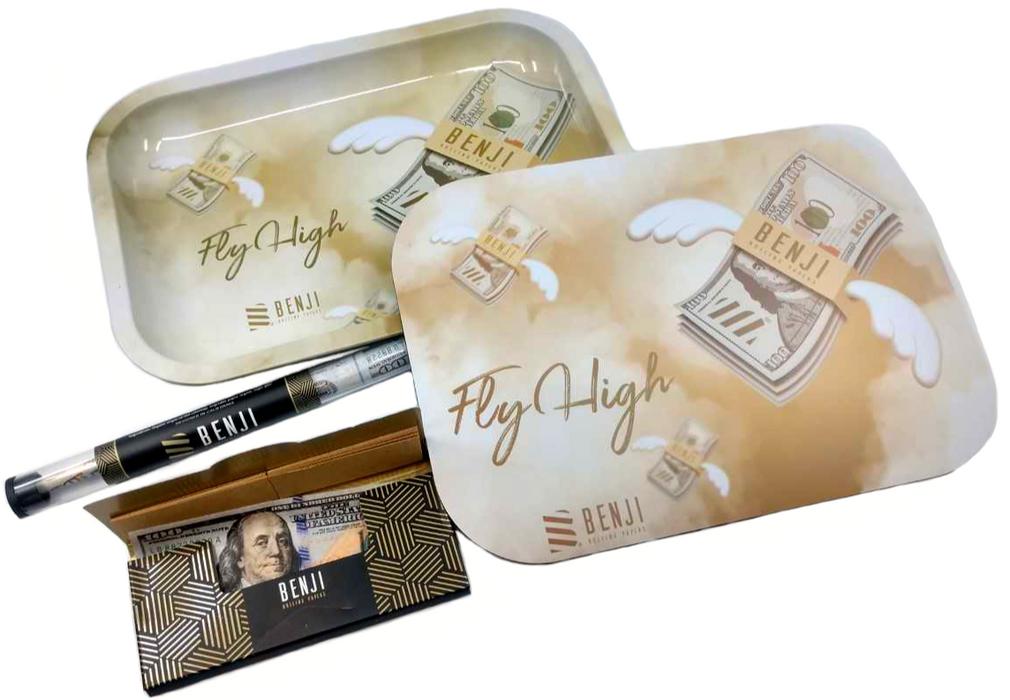 Fly High Benji Rolling Tray Kit