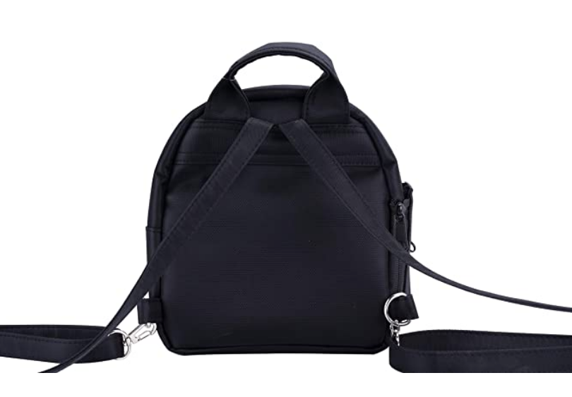 Smell Proof Mini Backpack With Secret Lock