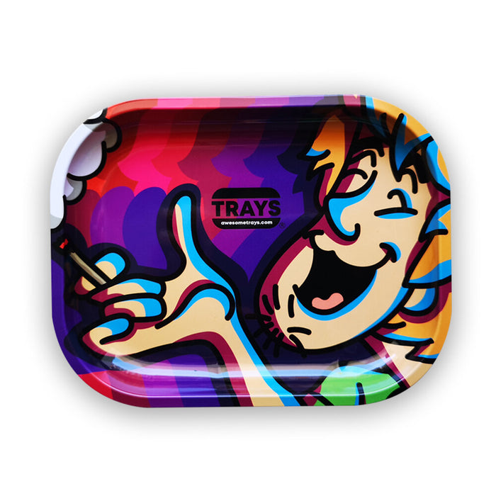 Shaggy (Scooby Doo) - Awesome Rolling Tray