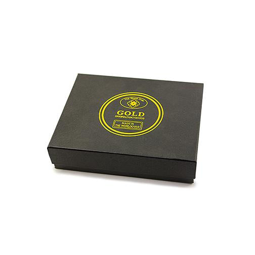 Gold World Over Fancy Goods Rolling Tray Kit