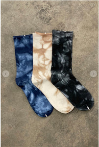 Tie Dye Colorful Socks