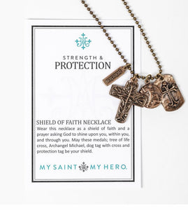 STRENGTH & PROTECTION NECKLACE