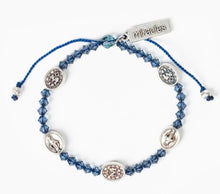 Load image into Gallery viewer, STELLAR BLESSING MIRACULOUS MARY BRACELET