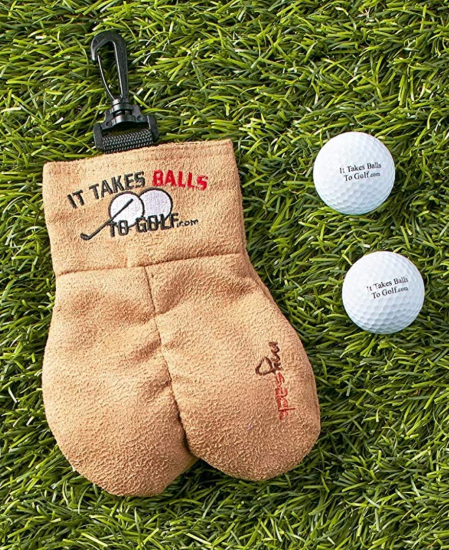 GOLF BALL STORAGE SACK