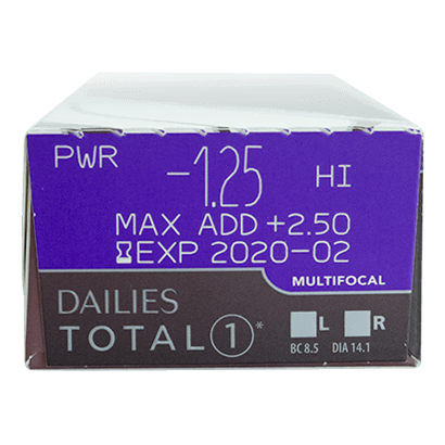 DAILIES TOTAL 1  MULTIFOCAL - VisionOttica Cesana