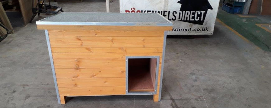 Building A Dog Cabin