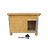 Dog Cabin Non Insulated 1.63m x 1.13m x 1.06m