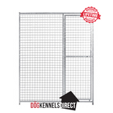 Mesh Right Hand Door Panel - 2m x 1.84m