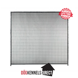 Mesh Dog Kennel Panel - 2m x 1.84m