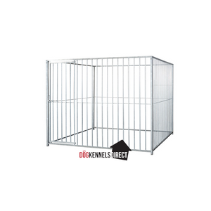 Modular Dog Kennel 5cm Bar 3m x 2m x 6ft - Without Roof