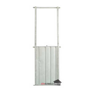 Heavy Duty Steel Plated Sliding Hatch