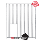 Void Kennel Panel 8cm 1.5m x 1.84m