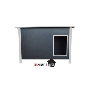 Wipe Clean Dog Cabin 1301mm x 860mm x 750mm