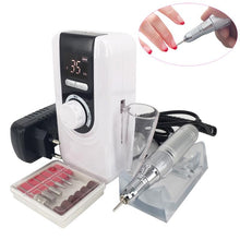 Load image into Gallery viewer, Summer Nail Drill Machine  Manicure Pedicure Set Tools
