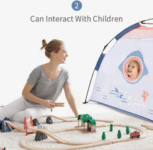 Load image into Gallery viewer, Baby Tent Folding Indoor Play House